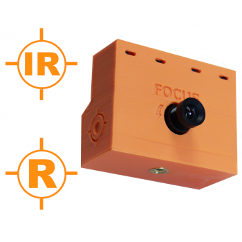 IR kamera pro software L.A.S.R.