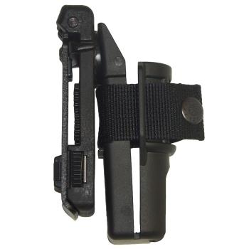 Rotační plastové pouzdro pro teleskopický obušek, krátké, M.O.L.L.E.