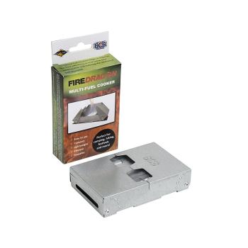 Skládací vařič Multi-Fuel Cooker, BCB