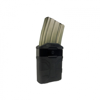 Rotační pouzdro na zásobník AR15 / M16 / M4, spona UBC-01, ESP