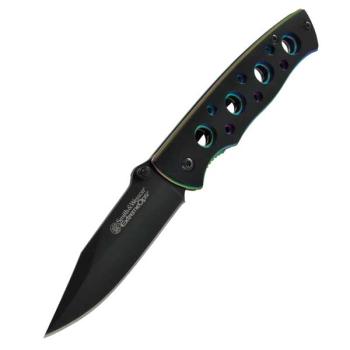 Nůž Extreme Ops, Smith&Wesson, hladké ostří