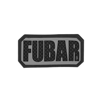 PVC nášivka FUBAR, Maxpedition