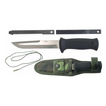Armádní nůž UTON s pilkou a pilníkem, pouzdro vz. 95