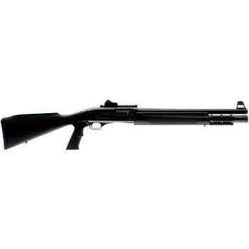 Samonabíjecí brokovnice, FN SLP Tactical, 12/76, 6+1
