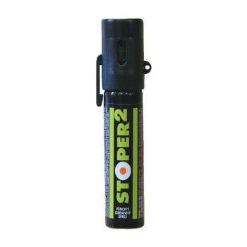 Pěnový pepřový sprej STOPER 2, 20 ml, A1 Security