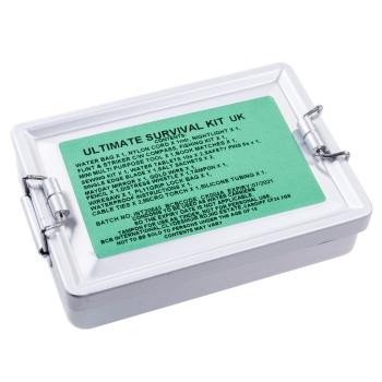 Krabička poslední záchrany Ultimate Survival Kit, BCB