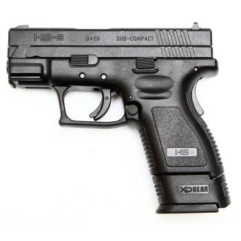 """Pistole HS-9, 3"""" sub-compact, 9 mm"""