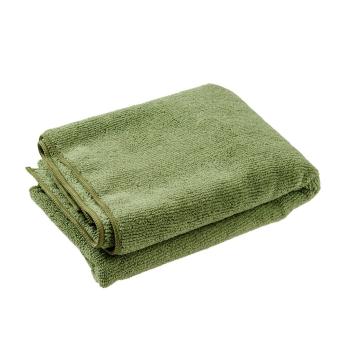 Ultralehký ručník z mikrovlákna, olivový, BCB