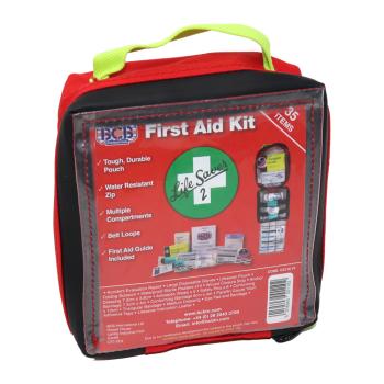 Sada první pomoci Lifesaver II, BCB