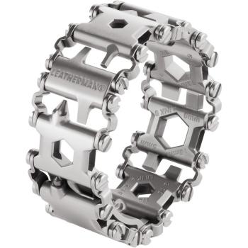 Multifunkční náramek Leatherman TREAD™, stříbrný