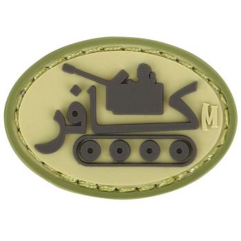Nášivka Maxpedition Infidel Tank