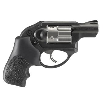 Revolver Ruger LCR, .38 Spec, 5 ran, polymerový rám