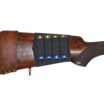Brokový návlek na pažbu, gumový, Dasta 619-2
