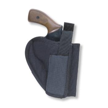 """Opaskové pouzdro tvarované pro revolver do 3"""" 6 raný, Dasta 209"""