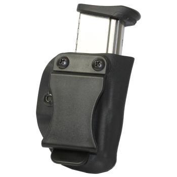 Kydex pouzdro na 1x zás. Walther CCP, bez swtg., levé (pravák), černé, flushclip, RH Holsters