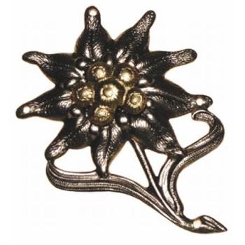 Odznak na čepici - Alpská protěž, Mil-Tec