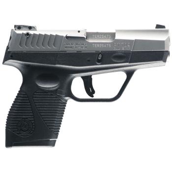 Pistole Taurus 709 Slim, Ráže: 9mm Luger, nerez