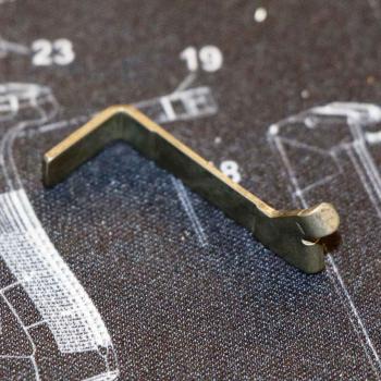 Stojina spouště s odporem 2,0kg pro Glock