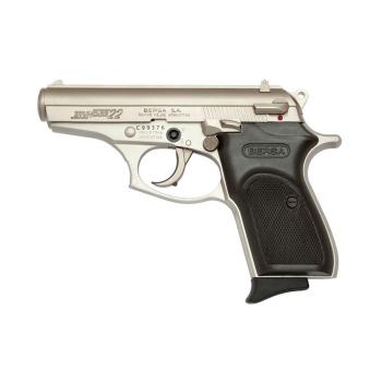 Pistole Bersa Thunder 22, ráže 22 LR, polymer. grip, nikl
