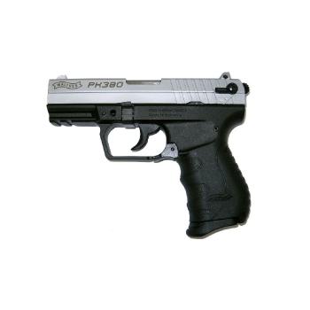 Pistole Walther PK380, .380 auto, nerez