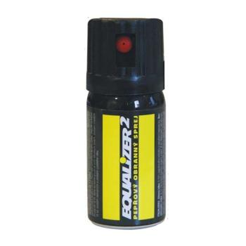 Pepřový sprej EQUALIZER 2, 40ml, střela, A1 Security