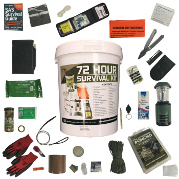 Survival sada 72 Hour Home Survival Kit, BCB