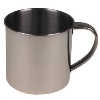 Nerezový hrnek, 500 ml, Mil-Tec