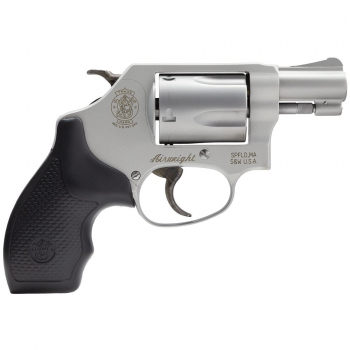 Revolver Smith&Wesson M 637, .38 Spec. , 5 ran, matný nerez