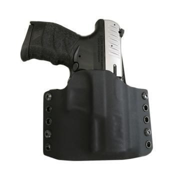 Kydex pouzdro pro Walther CCP, pravé, plný swtg., černé, RH Holsters