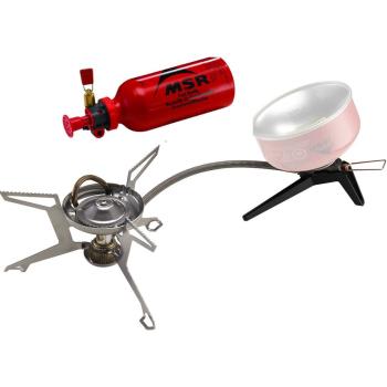 Vícepalivový vařič WhisperLite Universal Combo, MSR