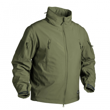 Softshell bunda Gunfighter, Helikon