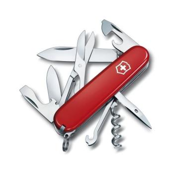 Švýcarský nůž Victorinox Climber, červený