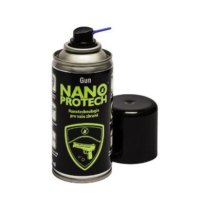 Čistící, mazací a antikorozní sprej Nanoprotech Gun, 75 ml