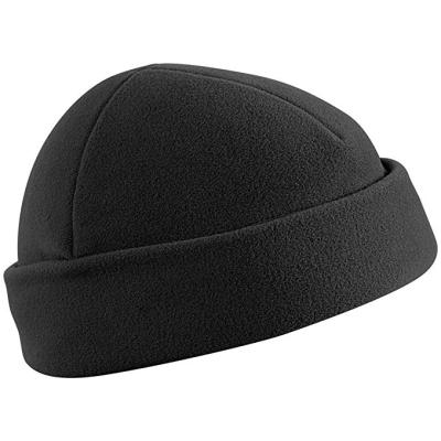 Fleecová čepice Helikon Watch Cap, černá