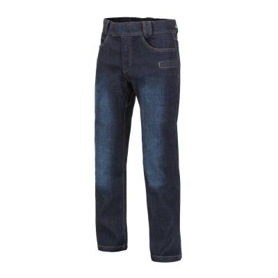 Kalhoty Helikon GREYMAN TACTICAL JEANS®, Denim Mid - Dark Blue