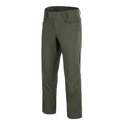 Kalhoty Greyman Tactical Pants® - DuraCanvas® - Taiga Green, 4XL, standardní, Helikon