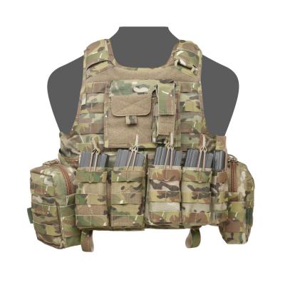 Nosič plátů Warrior Raptor, Multicam, L, AR15