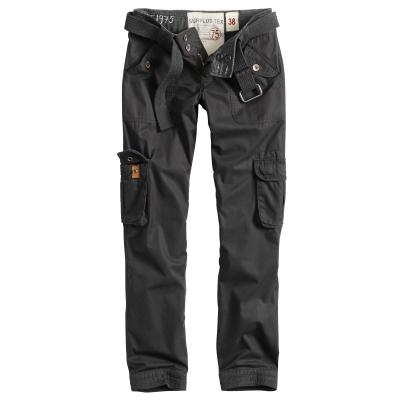 Dámské kalhoty Surplus Premium Slimmy, černá, 38