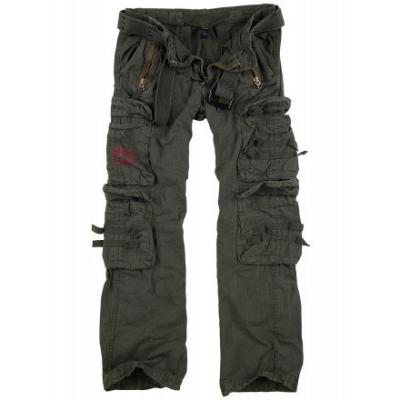 Kalhoty Surplus Royal Traveler, olivová, L