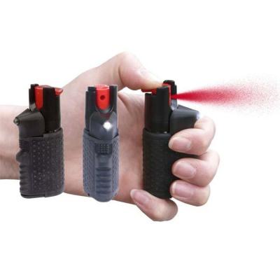 Pepřový sprej Hurricane Flashlight, střela, ESP