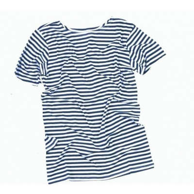 Ruské námořnické tričko, krátký rukáv, 3XL