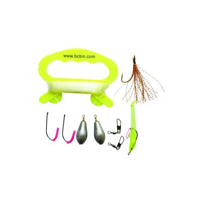 Nouzová rybářská sada - pytlačka, BCB
