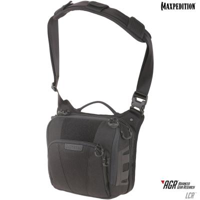 Taška přes rameno Lochspyr™, černá, Maxpedition