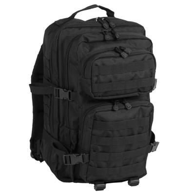 Batoh U.S. Assault Mil-Tec, velký, černý, 36 L