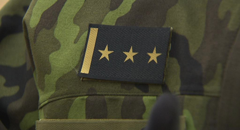 Vojenské hodnosti v Armádě České republiky