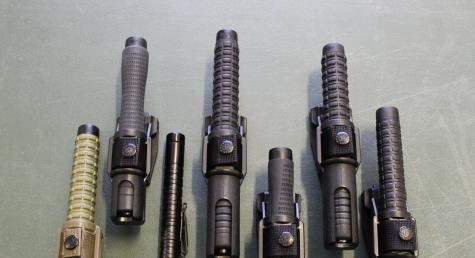 Sebeobranné prostředky, díl III. - Teleskopické obušky