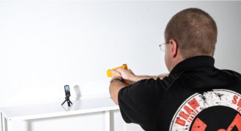 Jak vybrat vybavení pro trénink doma s Laser Ammo