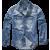 Košile Brandit Riley Denim, modrá, S