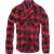 Pánská košile Brandit Check Shirt, černo-červená, M