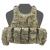 Nosič plátů RICAS Compact Elite Ops, Warrior, Multicam, AR15